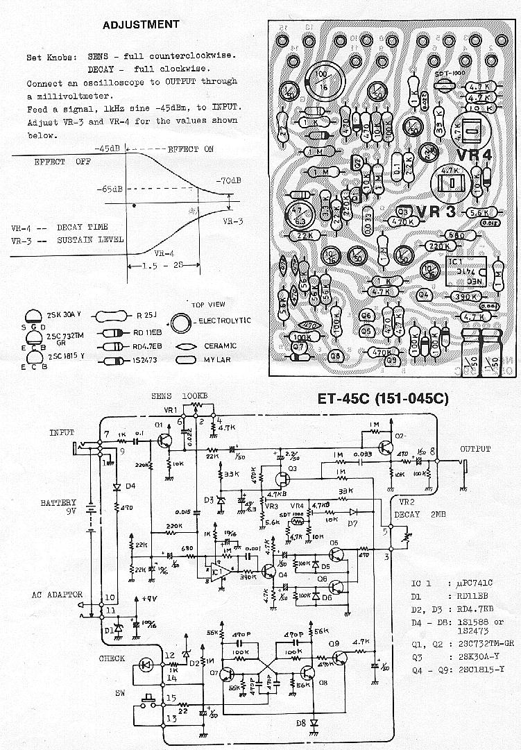 compresor Boss Cs Schematic on boss cs-2 nashville, boss bf-3, boss oc-3,
