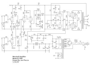 marshall Marshall Amplifier Schematics on motor schematics, radio schematics, speaker schematics, generator schematics, wire schematics, ic circuit schematics, modem schematics, led schematics, orange amp schematics, robot schematics, guitar schematics, valve schematics, ulf receiver schematics, audio circuit schematics, electronic circuit schematics, astable multivibrator schematics, computer schematics, heathkit schematics, transformer schematics, tube schematics,
