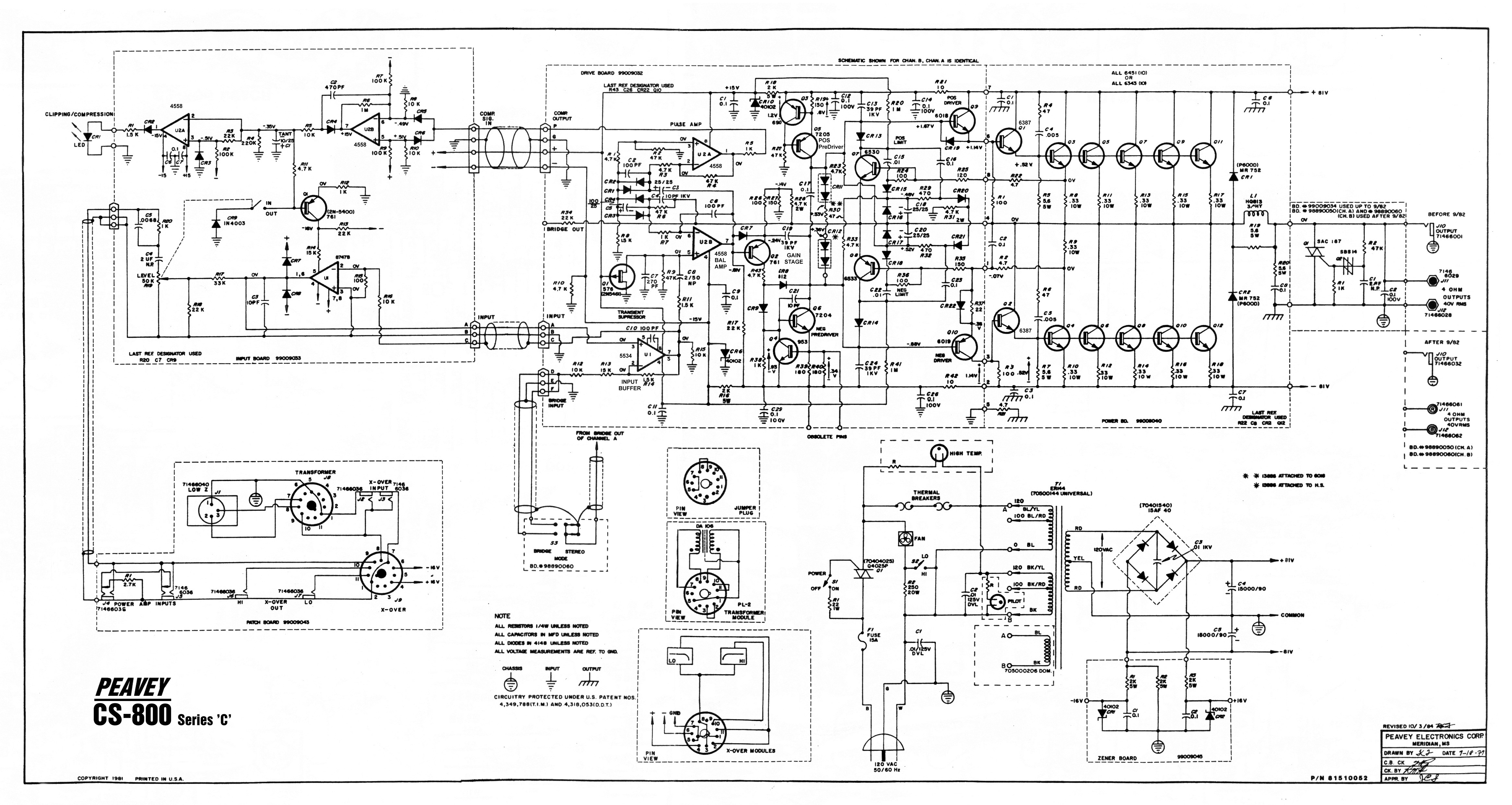 Peavey Wiring Diagrams Unlimited Access To Diagram Fender Guitar Amp Schematic Free Download Trusted Rh 39 Nl Schoenheitsbrieftaube De